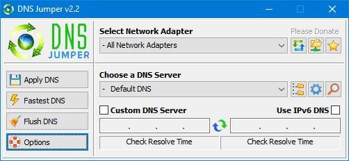 Top 6 phần mềm thay đổi DNS tốt nhất