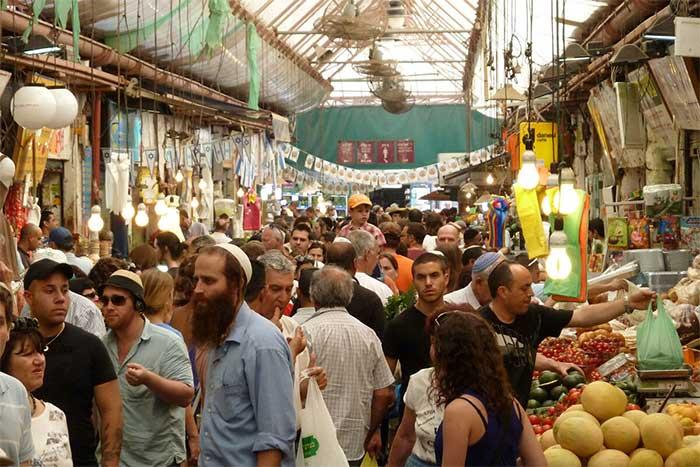Jerusalem thu hút khách bởi sự pha trộn của của truyền thống, tôn giáo, lịch sử, văn hóa và di sản hiện đại.