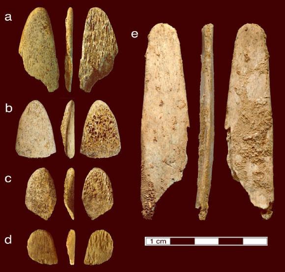 Các công cụ đặc biệt từ xương của loài người tuyệt chủng Neanderthals