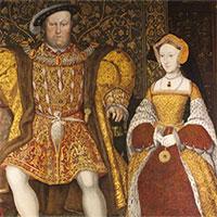 Bi thảm số phận 6 vị hoàng hậu của vị vua đa tình, bạo ngược