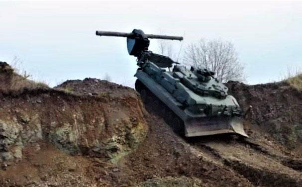 UBIM sẽ sớm có trong trang bị của Công binh Nga.