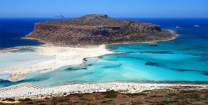 Đảo Gavdos xinh đẹp.