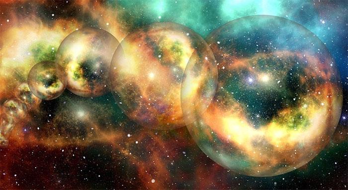 Những lý thuyết về vũ trụ song song gây chú ý trên các báo mạng.