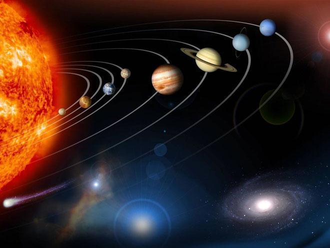Mộc Tinh là hành tinh lớn nhất trong Hệ Mặt trời.