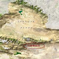 Vì sao thấp hơn mực nước biển nhưng lưu vực Turpan lại không hề có những hồ nước lớn?