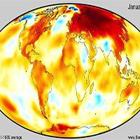 Thông tin mới đáng lo ngại: Bắc Cực tuần này nóng tới 30 độ C