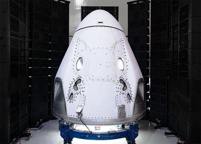SpaceX Dragon sẽ là phương tiện đầu tiên chở phi hành gia được phóng từ Trung tâm Vũ trụ Kennedy của NASA