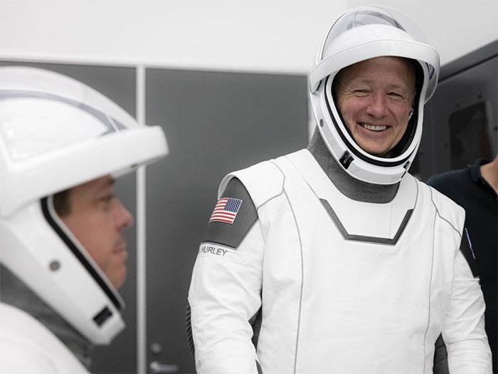 Chuyến bay ra ngoài vũ trụ của SpaceX sẽ đánh dấu cột mốc lịch sử