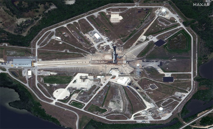 Nếu thành công, NASA sẽ không còn cần đến bãi phóng của Nga tại Kazakhstan.