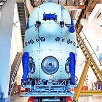 Trung Quốc chế tạo tàu thám hiểm lặn sâu 10.000m