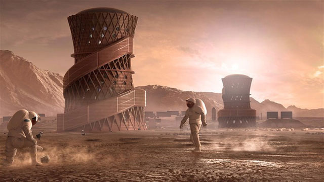 Nếu muốn tồn tại trên sao Hỏa, loài người có thể sẽ phải chỉnh sửa ADN.