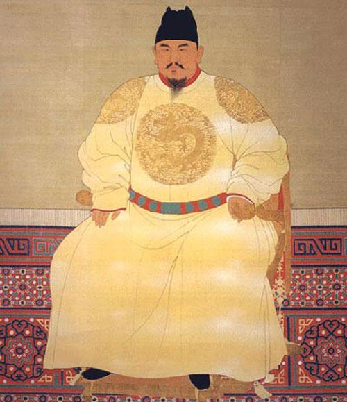 Minh Thái Tổ - Chu Nguyên Chương.