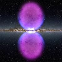 """Bong bóng bí ẩn hiện ra giữa trung tâm dải Ngân hà cuối cùng cũng được """"giải mã"""""""