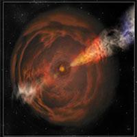 Phát hiện loại vụ nổ mới trong vũ trụ