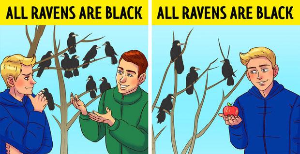 Nghịch lý con quạ đen
