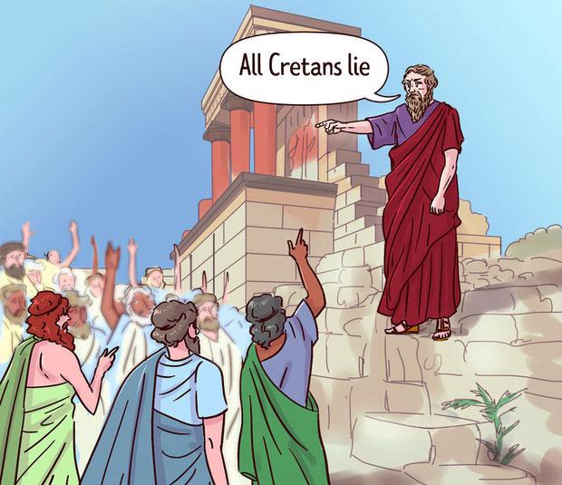 Nghịch lý Epimenides