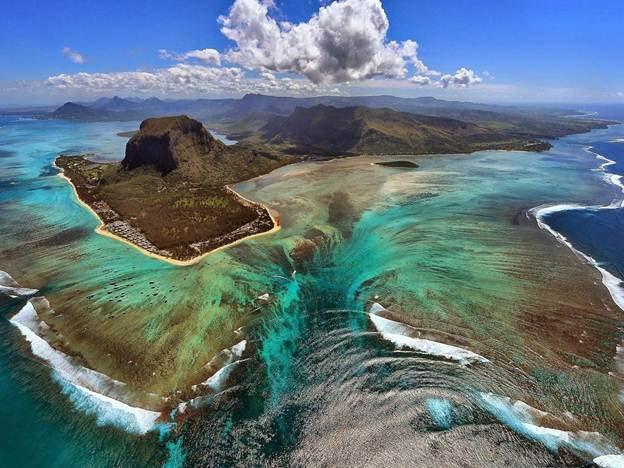 Bạn có thể nhìn rõ tận đáy biển nếu đại dương trở nên trong suốt.