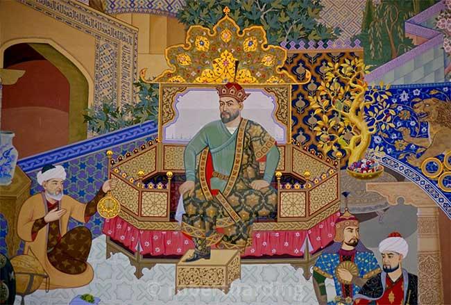 Timur giết hại khoảng 200.000 binh lính và thường dân ở Ấn Độ