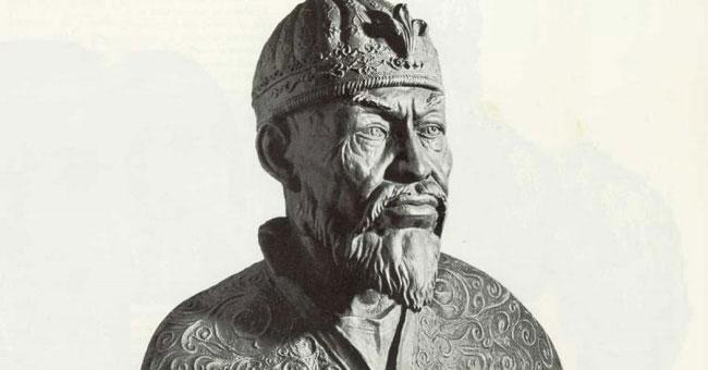 Khi xảy ra một cuộc nổi loạn, Timur điều quân với lực lượng hùng hậu đến dập tắt cuộc chống đối chính quyền.