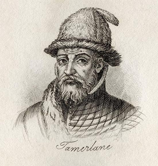 Bạo chúa Timur hạ lệnh bắt giữ 70.000 già trẻ gái trai có liên quan đến cuộc nổi loạn.