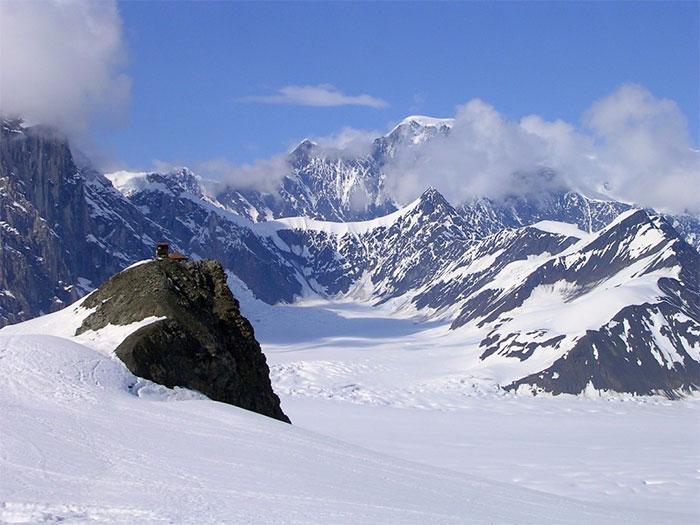 Don Sheldon, Alaska