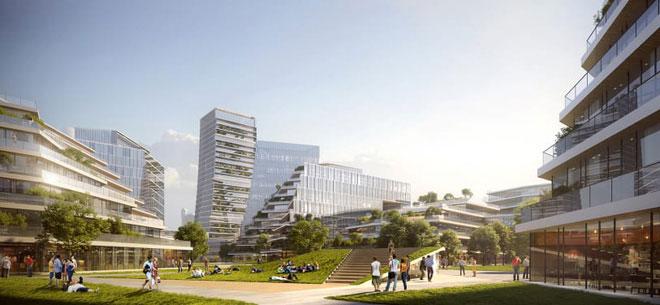 Net City vẫn sẽ mở cửa cho công chúng, không phải là một đặc khu của Tencent.