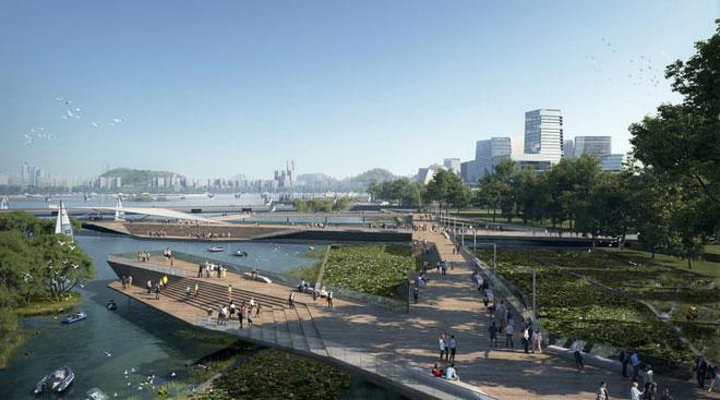 Dự kiến, thành phố này sẽ hoàn thiện trong 4 năm, và sẽ khởi công nội trong năm nay.