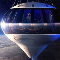 Khí cầu chở khách vào không gian sẽ bay thử năm 2021