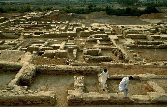 Vùng đất của người chết, Parkistan