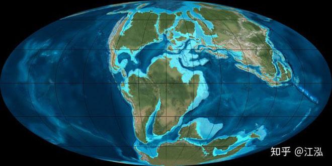 Lục địa Úc cổ đại được kết nối với phía nam của lục địa Nam Cực.