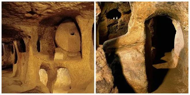 Đường hầm thời đồ đá
