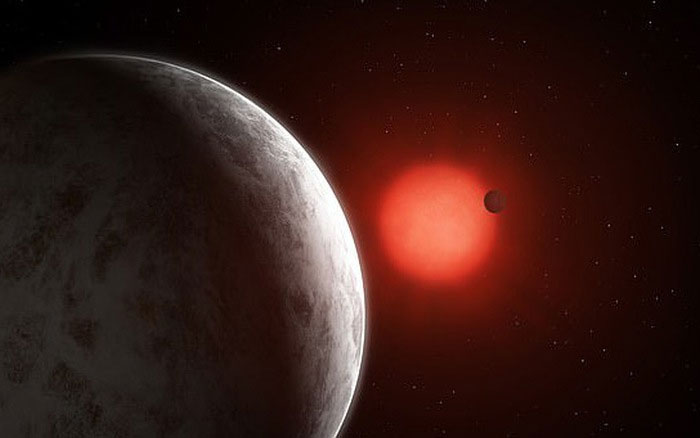 2 siêu Trái đất và 1