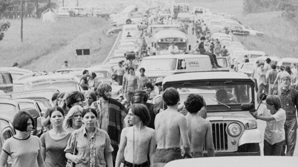 Bethel, New York, Mỹ, tháng 8/1969