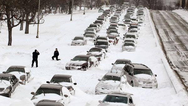 Chicago, Illinois, Mỹ, tháng 2/2011