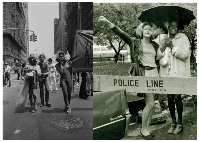 Marsha P. Johnson luôn là một phần không thể thiếu trong các cuộc đấu tranh đòi quyền tự do cho người đồng tính.
