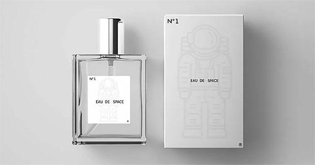 Hoa Kỳ tạo ra nước hoa với mùi hương của không gian