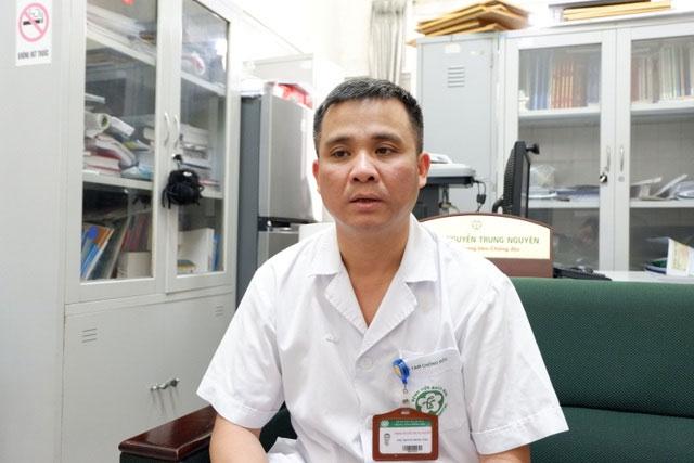 Bác sĩ Nguyễn Trung Nguyên, Giám đốc Trung tâm Chống độc, Bệnh Viện Bạch Mai