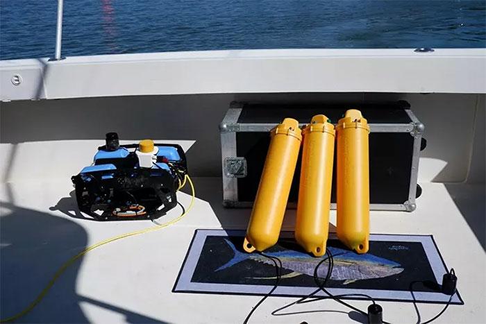 Chuẩn bị thử nghiệm hệ thống điều hướng Red Wave ở Hoa Kỳ.