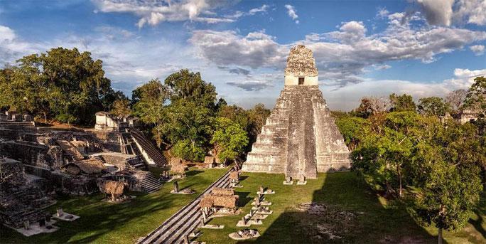 Thành phố Tikal