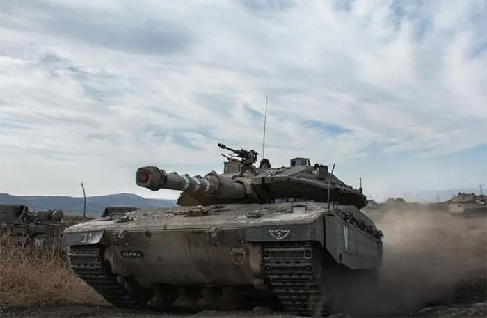 Merkava là một trong những mẫu tăng có thiết kế tốt nhất từng được sản xuất.