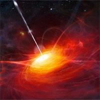 """Phát hiện hố đen """"siêu khủng"""" lớn gấp 34 tỷ lần Mặt trời"""