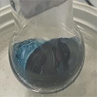 Thí nghiệm biến chất phi kim thành kim loại