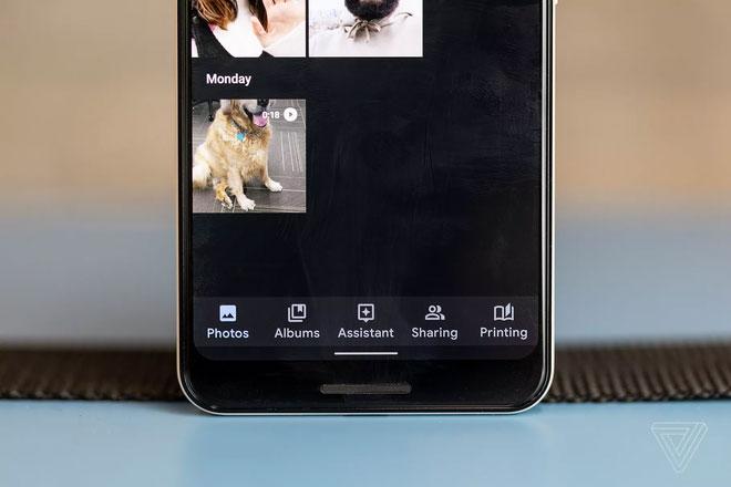 Hình ảnh tải từ ứng dụng nhắn tin sẽ không còn được sao lưu tự động lên Google Photos nữa.