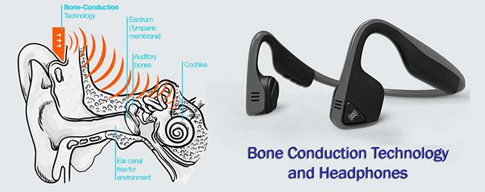 Xương truyền âm thanh tần số thấp tốt hơn âm có tần số cao.