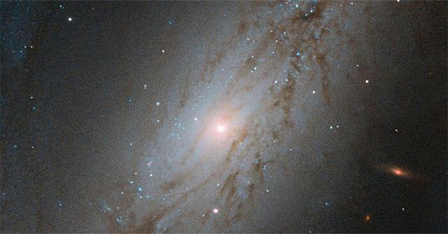 """Phát hiện thiên hà """"chạy trốn"""" với tốc độ 5,6 triệu km mỗi giờ"""