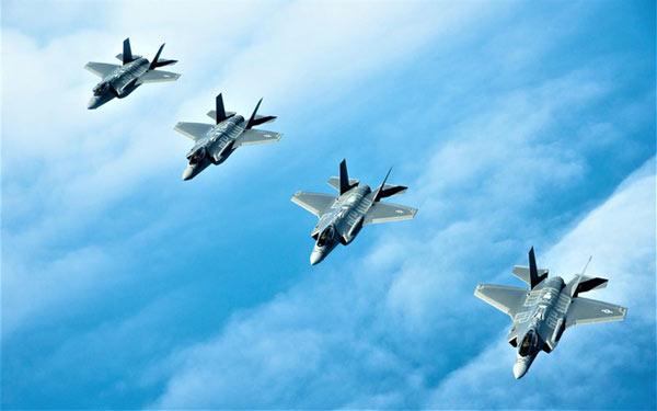 F-35A đầu tiên của Mỹ được đã được triển khai chiến đấu