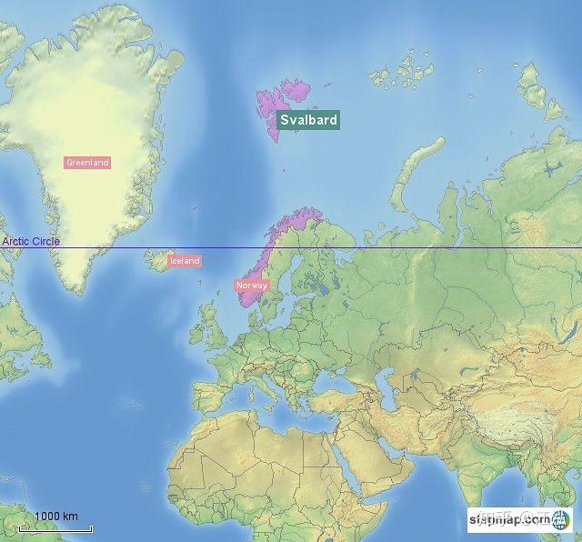 Đảo Spitsbergen