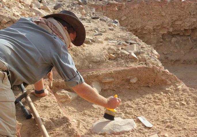 Một cuộc khai quật hài cốt loài người tuyệt chủng Homo erectus