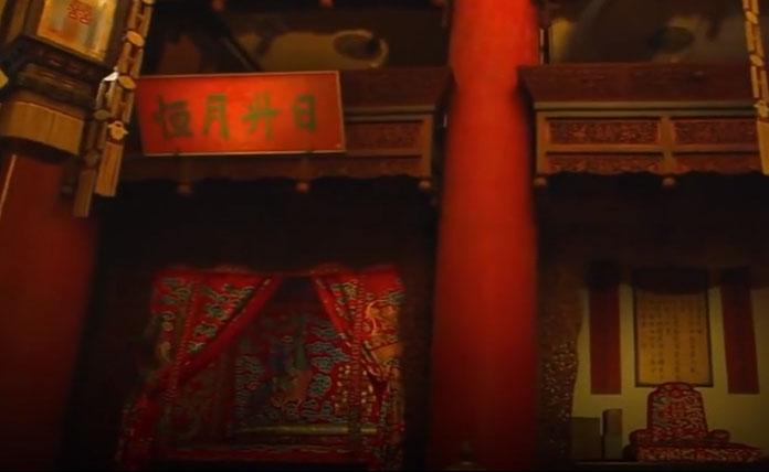 Nơi động phòng của Vua và hoàng hậu nhà Thanh chính là Khôn Ninh Cung.