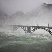 Quy mô thiệt hại khủng khiếp khi đập thủy điện của Trung Quốc xả lũ hết công suất